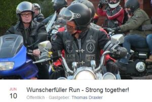 Wunscherfüller Run - Strong together
