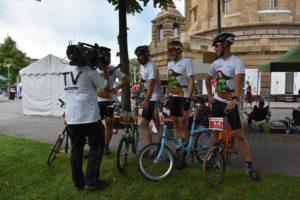 World Klapp Radfahrer Monnem_bike 2017 wasserturm #TVüberregional #oliver_döll #mannheim_videoproduktion