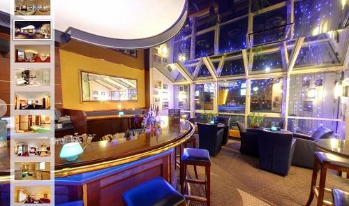 360 Crad Palatin Wiesloch Kongresshotel Kulturzentrum Veranstaltungen Hotel Restaurant Buffet Brunch Eventlocation