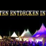 MANNHEIM: ERSTES BIERFEST 27.07. bis 30.07.2017 in den KAPUZIENERPLANKEN