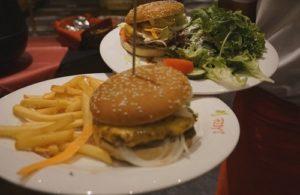 Ladenburg Restaurant Fodys Fährhaus, Römerpfännchen und Burgerparadies Fodystv 500 pixel Restaurantkritik burgerlieferant burgertaxi restaurant-mannheim