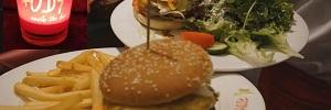 Ladenburg Restaurant Fodys Fährhaus, Römerpfännchen und Burgerparadies BURGER-GUTSCHEIN KOSTENLOS