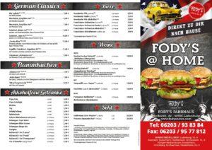Restaurant Ladenburg, Fodys Fährhaus, Fodystv, burgerlieferservice, burgerheimservice, burger@home, willys burger,