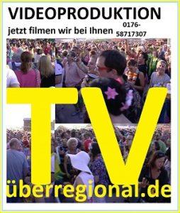 TVüberregional Videoproduktion 300px Lokalfernsehen Bürger-Videoproduktion