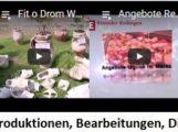 Videoseite von TVüberregional mit den Produzenten und Reportern wie z.B,:Presse Meier, Döll TV Videoproduktion, Klaus Wysdag Bergstraße News,