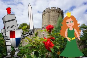 FÜR KLEINE UND GROßE MÄRCHENFANS, die Burgschänke Schloss Alsbach präsentiert in Kooperation mit dem HKF Schloss Alsbach Dornröschen und Ihr Schloss erwachen (3)