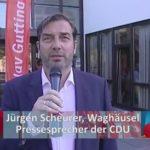 CDU Waghäusel mit bewährter Vorstandschaft