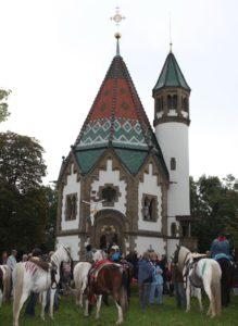 Malsch Pferde Segnung Letzenberg Wahlfahrt 02