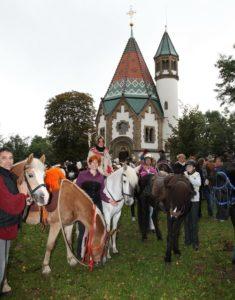 Malsch Pferde Segnung Letzenberg Wahlfahrt