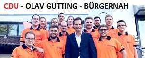 OLAV GUTTING CDU BÜRGERNAH - OLAV GUTTING KÜMMERT SICH UM DIE BÜRGER