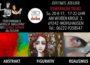 """Offenes Atelier """"ART STUDIO DEIKE """" am Sonntag, den 20. August 2017, von 17 Uhr bis 22 Uhr. Am Weißen Kreuz 3, in 69242-Mühlhausen. EINTRITT FREI"""