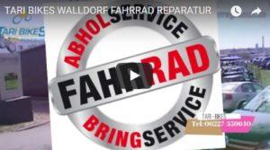 TARI - BIKES Walldorf - Fahrrad Service Lokalfernsehen Wiesloch Abholservice Bringservice