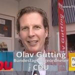 Wahlen in Deutschland, TVüberregional bei Olav Gutting Bundestag und Daniel Caspary Europaparlament