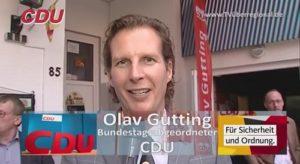 Wahlen in Deutschland, TVüberregional bei Olav Gutting Bundestag und Daniel Caspary Europaparlament, Olav Gutting TVüberregional