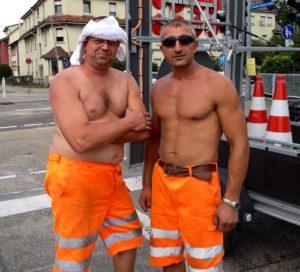Strassen Baustellen Deutschland