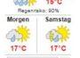 Warnlagebericht für Deutschlandausgegeben vom Deutschen Wetterdienstam Donnerstag, 14.09.2017, 11:37 Uhr