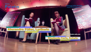 Alexandra Füller Lyrikerin, Stephanie Carle, Palatin, Best Western Plus Hotel Wiesloch, TVüberregional Videoproduktion