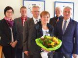 Hockenheim: Rosa Transier wird schweren Herzens in den Ruhestand verabschiedet