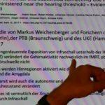 Infraschall, der leise sichere TOT – auch durch WINDKRAFTANLAGEN und STRAßENLÄRM