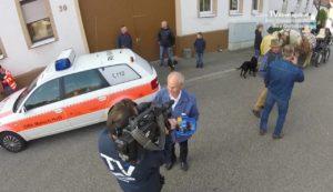 Malsch Pferdewallfahrt 2017, Letzenberg Kapelle, 55. Wallfahrt Malsch, Pferdesegnung, Tiersegnung, Malsch Kraichgau, Videobericht, TVüberregional, Bürgermedien