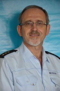 Polizeidirektor Dieter Hoffert ist neuer Leiter der Direktion Polizeireviere beim Polizeipräsidium Mannheim