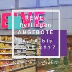 Rewe Reilingen Angebote vom 16.10. bis 21.10.17