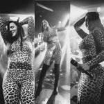 Ladenburg: Superfrau Tamara Bencsik, die Lara-Croft, Allround Künstlerin Stefanie Nerpel bei der LIVE-MUSIC-SESSION MO`ROOTS im Fody´s Fährhaus am 03.10.2017