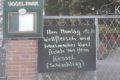 WELLFLEISCH, hausgemachtes, Schlachttag im Vogelpark in Kirrlach