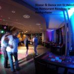 Dinner & Dance im Restaurant Rondeau in Hockenheim 24.11.2017, 19 Uhr, Eintritt frei
