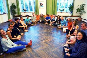 Ein Wochenende für den Frieden im Mehrgenerationenhaus Heidelberg in Rohrbach