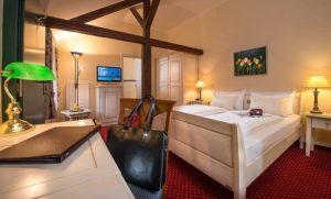 Hotel Arador in der Marktstraße 38 in St. Leon - Rot, Genussmomente in stilvollem Ambiente garantiert, ZIMMER