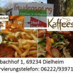 Mittagstisch, Mittagessen im Freudensprung´s Kaffeestadl: Speisekarte für die Woche vom 14.11. bis 19.11.2017, 11.30 bis 18 Uhr