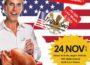"""Original American Thanksgiving mit """"Die Kelly"""", 24. 11.2017 in EVENTFABRIK-A2 in Weinheim"""