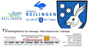 Reilingen, Gemeinde, Reilingen Lokal, Reilinger Fernsehen, 500 px