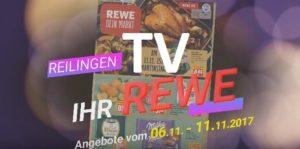 Rewe Reilingen Angebote 06.11. - 11.11.2017 -