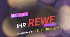 Rewe Reilingen Angebote ab 13.11 bis 18.11.2017