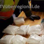 Reilingen, Rhein-Neckar-Kreis: 1,9 kg Amphetamin sichergestellt, 28-Jähriger auf Antrag der Staatsanwaltschaft Mannheim in Untersuchungshaft