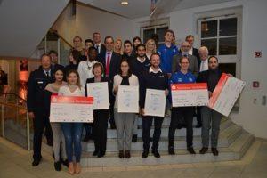"""Heidelberg: Heidelberger Präventionspreis 2017 - 1. Preis an Verein Mosaik Deutschland e.V. für das Projekt """"Quwwa - Radikalisierung präventiv begegnen"""""""