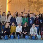 Hockenheim und Umgebung kennenlernen,21 Schüler aus Commercy …