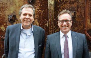 Jürgen Junker , Ralph Schlusche , Kick-Off zur Veranstaltungsreihe EFFIMA@MRN , www.ukom.de