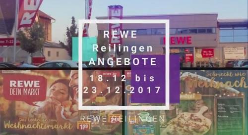 REWE REILINGEN Angebote 18.12 bis 23.12.17 Hauptstrasse 103 - 107 ...