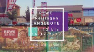 Rewe Reilingen, Angebote ab 11.12 bis 16.12.2017 Hauptstraße 103 - 107 68799 Reilingen Ab 07 Uhr bis 22 Uhr Montag bis Samstag geöffnet