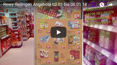Angebote REWE REILINGEN vom 02.01.18 bis 06.01.18 Hauptstraße 103 ...