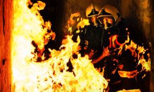 Altlußheim/Rhein-Neckar-Kreis: Wohnungsbrand - eine Person tödlich verletzt