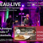 RONDEAU LIVE in HOCKENHEIM – REGELMÄßIGE LIVEMUSIK – EINTRITT FREI