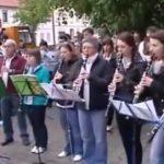Oberhausen, Rheinhausen, Maibaum aufstellen, Festtag im Jahre 2012