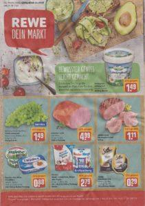 Angebote REWE REILINGEN vom 08.01.18 bis 13.01.18 Hauptstraße 103 - 107 68799 Reilingen www.rewe.de