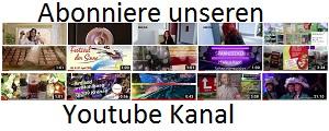 Abonniere uns im Youtube - TVueberregional,  Oliver Döll, Öffentlichkeitsarbeiten, Videoproduktion,
