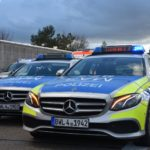 Wiesenbach/ Rhein-Neckar-Kreis: Kurve geschnitten, Unfall verursacht und abgehauen…