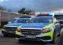 Hockenheim: Schwerer Verkehrsunfall mit Reisebus; mehrere Schwerverletzte; Rettungshubschrauber im Einsatz; L 722 voll gesperrt; Pressestelle vor Ort